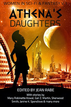 athena's daughters sci fi short fiction