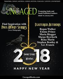 uncaged book reviews, mystery