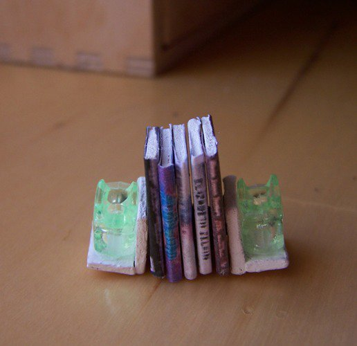 Miniature Book Printies C A Verstraete