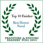 Preditors-Editors Readers Poll, Best Horror Novel